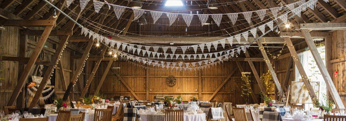 Hochzeitsdienstleister - Hochzeitslocation