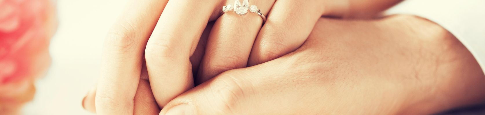 Bride-to-be, Verlobung, verloben, Verlobungsring
