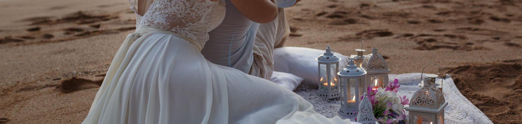 Heiraten im Ausland, Heiraten am Strand, Hochzeit im Ausland