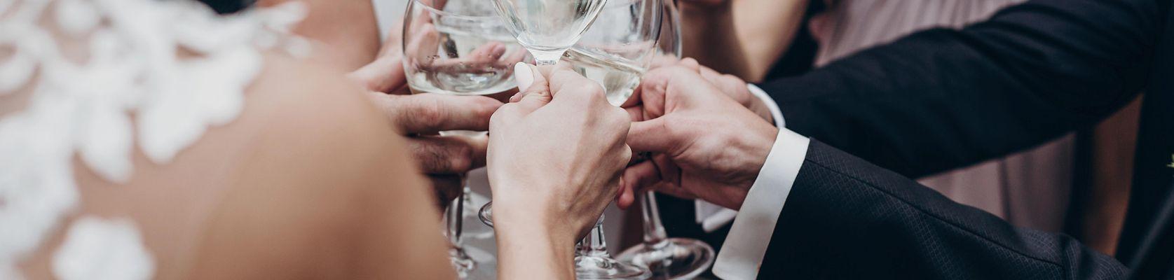 Hochzeitsgäste, Gäste Hochzeit
