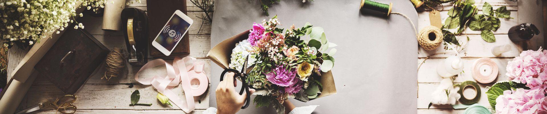 Florist Hochzeit, Hochzeitsblumen, Hochzeitsstrauss, Brautstrauss