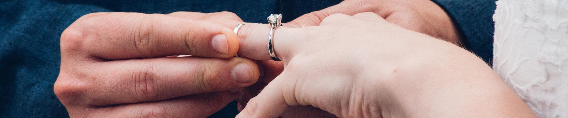 Juwelier, Ehering, Hochzeitsring, wedding ring