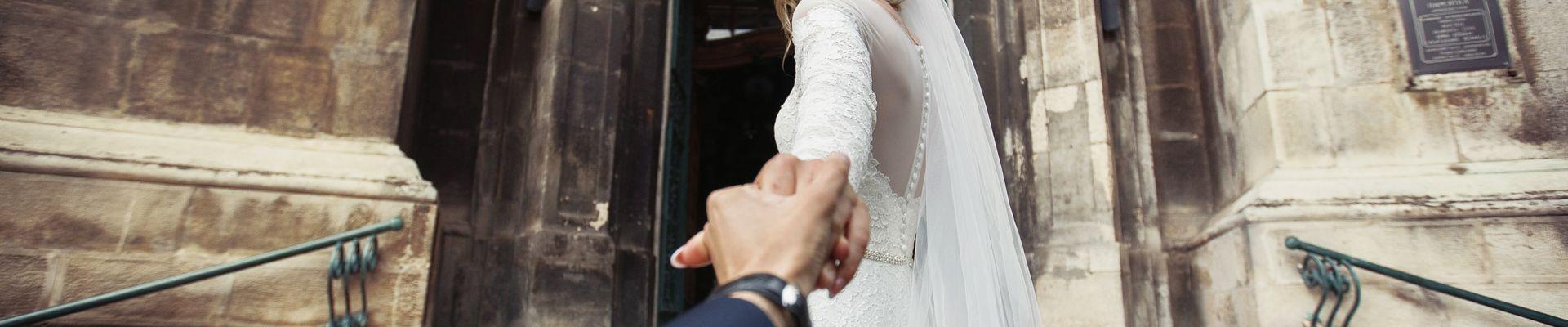 Kirche, Kirchlich heiraten, Hochzeit in der Kirche