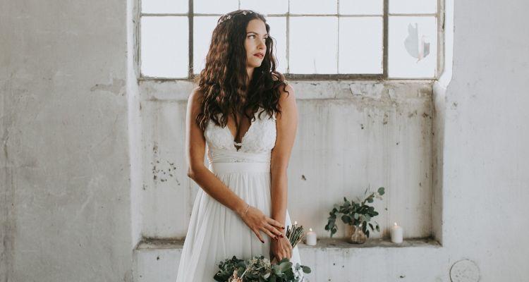 Braut Inspiration Trends für 2018