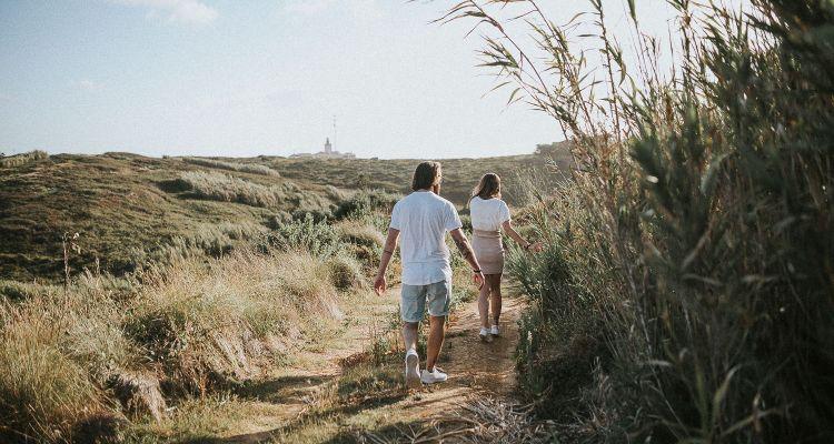 Verlobung von Kateryna & Andrew Portugal