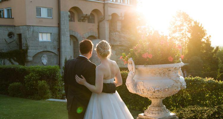 Hochzeitsreportage Salzburg im Hotel Schloss Mönchstein