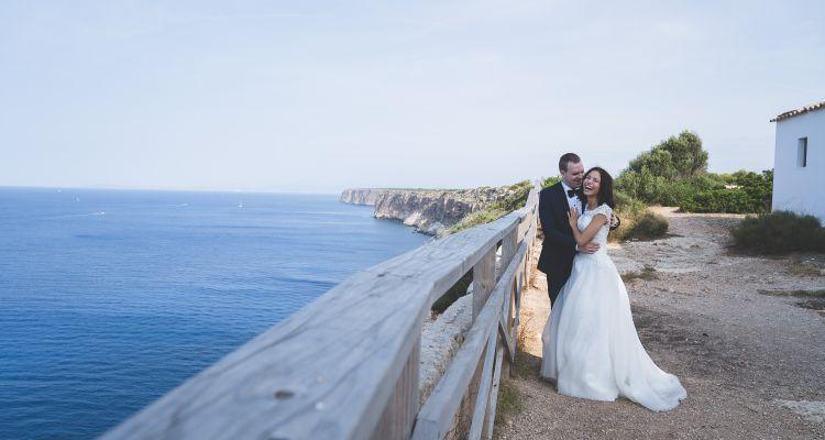 After Wedding auf Mallorca