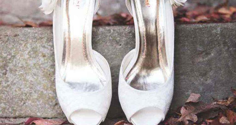 Hochzeit Highheels