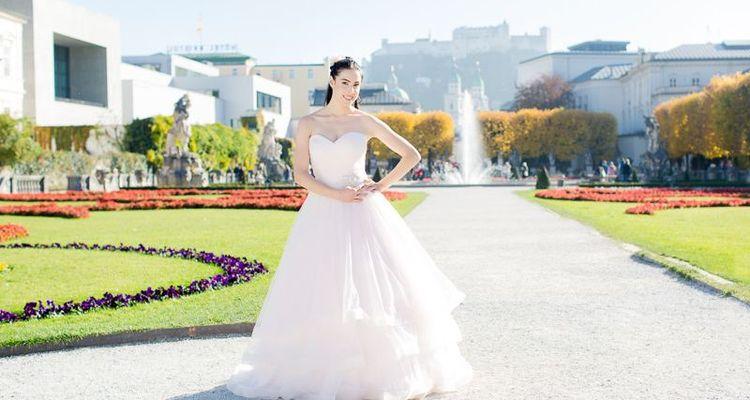Kupfer Hochzeit: Styled Shooting in Salzburg