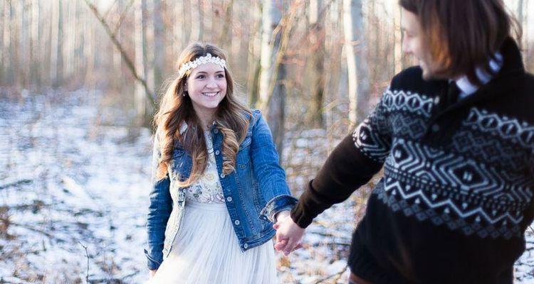Winterhochzeit: 10 Gründe, warum heiraten im Winter genial ist.