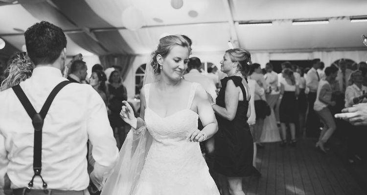 Hochzeit kirche tanz