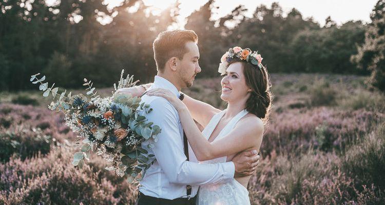 boho heiraten after wedding shooting
