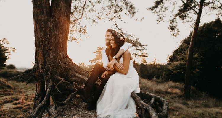 1. Hochzeitstag
