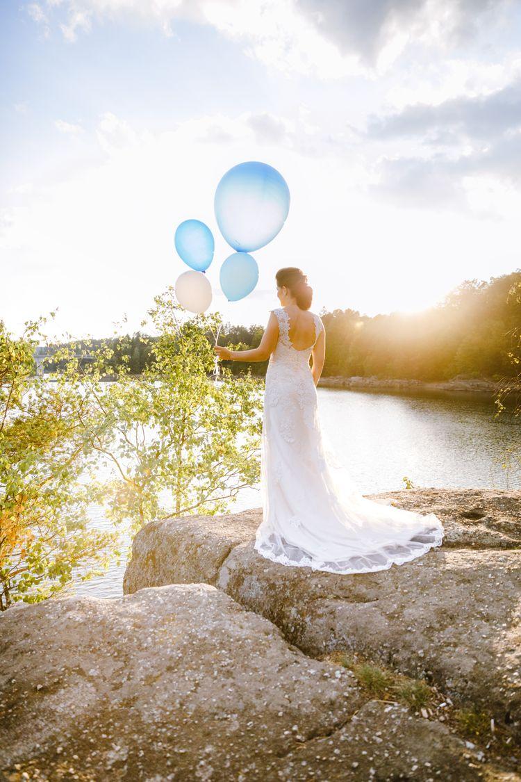 Eine so schöne Braut