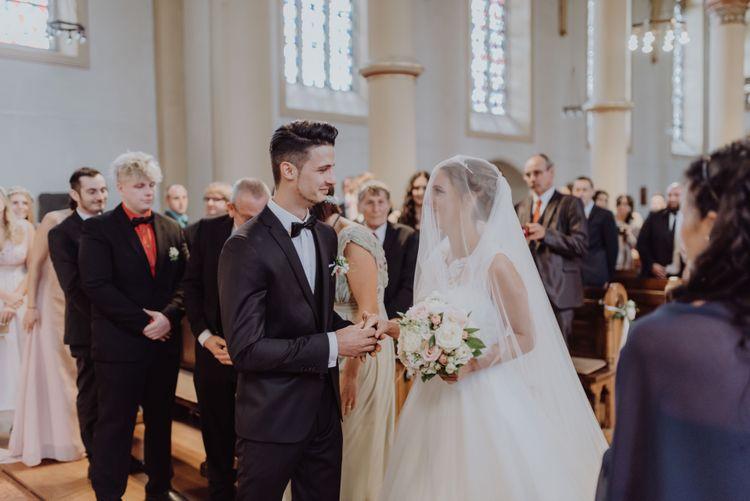 Braut Übergabe