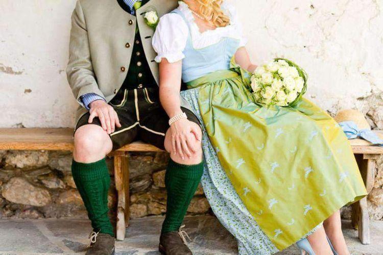 Hochzeitsfotos Trachtenhochzeit von orange-foto Hochzeitsfotograf Wien