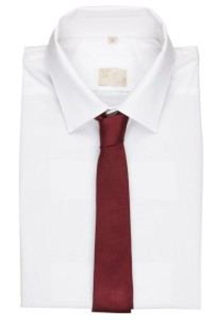 Selected rot Krawatte