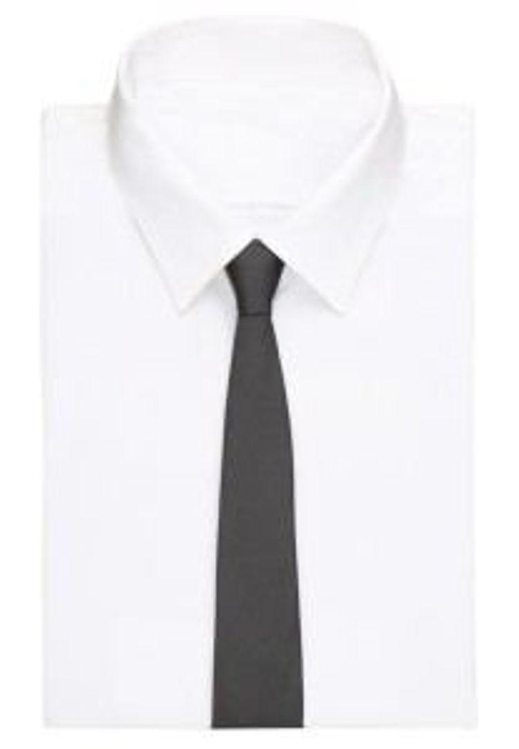 Strellson grau Krawatte