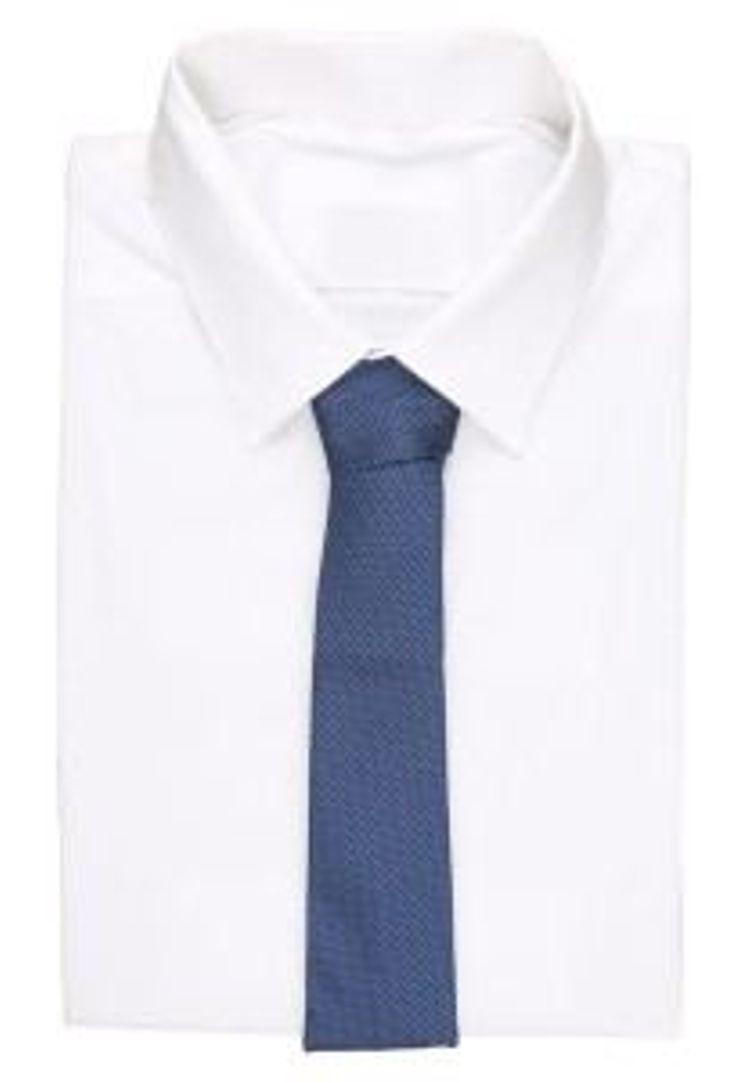 Versace blau Krawatte