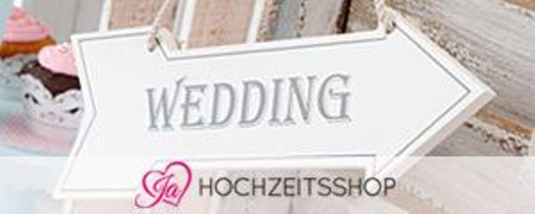 Ja Hochzeitsshop