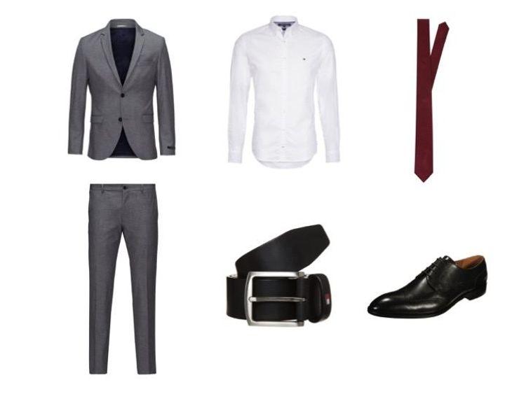 Mode für Hochzeitsgäste: Outfit 2