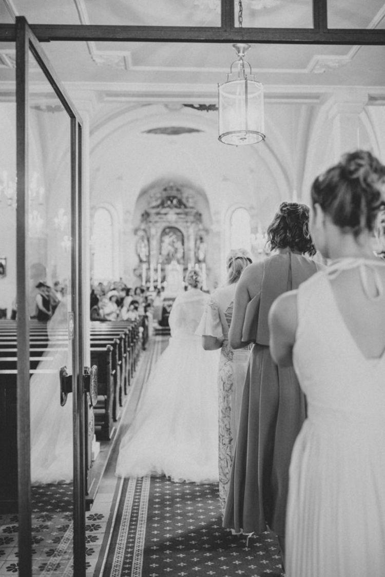 Fürbitte Hochzeit Modern
