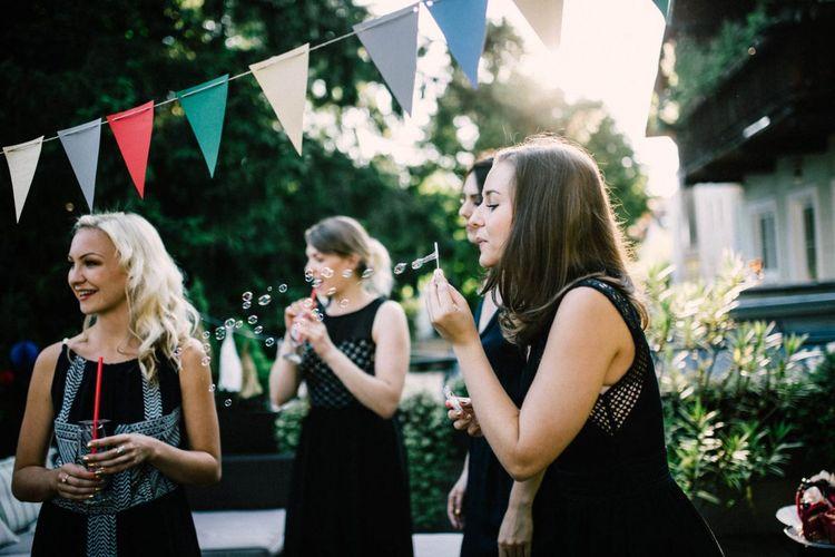 Hochzeitsspiele für Gäste