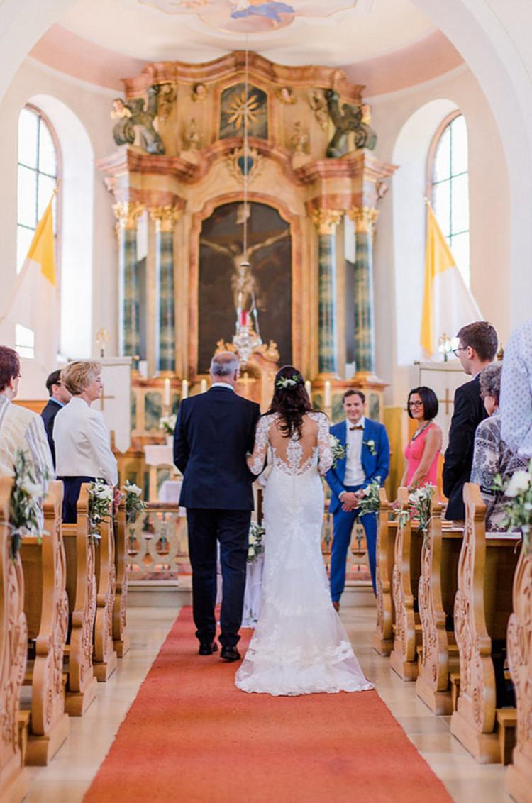 kirchliche Hochzeit Vorgespräch mit Pfarrer