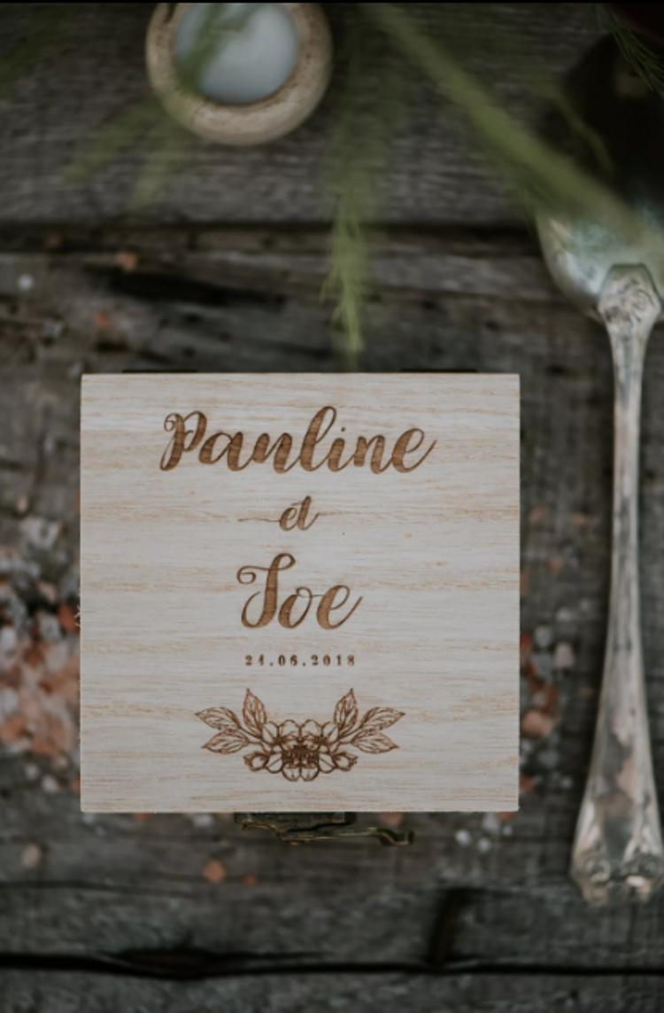 Hochzeitstrends 2020 Holz
