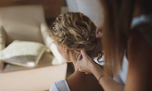 Inna Enns - Hochzeitsstyling aus Maxsain