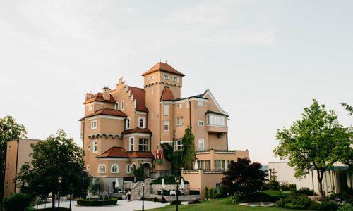 HOTEL SCHLOSS MÖNCHSTEIN*****s - Hochzeitslocation aus Salzburg