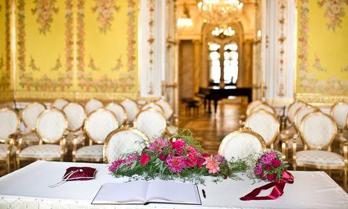 Palais Coburg - Hochzeitslocation aus Wien, Innere Stadt