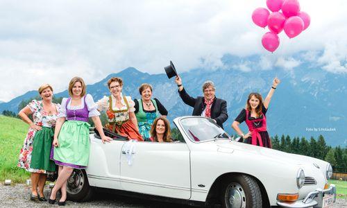 Hochzeitsredner Tirol - Hochzeitsredner aus Innsbruck