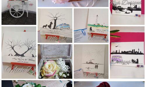 MichDesigns - Hochzeitskünstler aus Dülmen