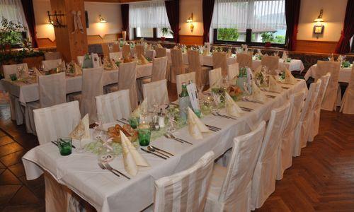 Hotel des Glücks - Landhotel Fischl **** - Hochzeitslocation aus St. Oswald