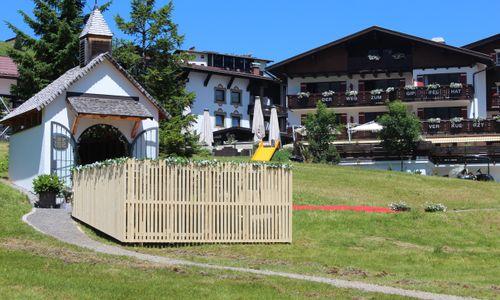 Hotel Sonnenburg - Hochzeitslocation aus Lech