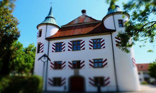 Schloss Amtzell - Hochzeitslocation aus Wangen im Allgäu