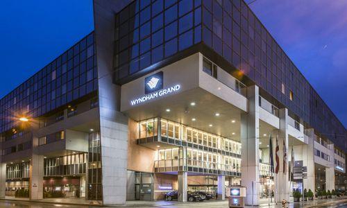 Wyndham Grand Salzburg Conference Centre - Hochzeitslocation aus Salzburg