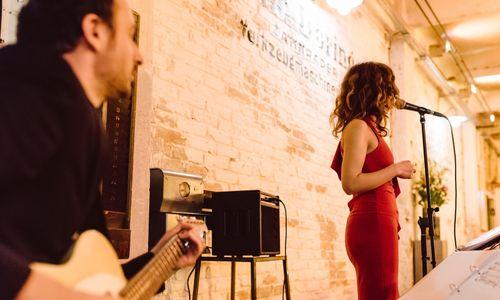 la la Luxe | Live Akustik Duo Berlin zur Trauung und Hochzeit - Hochzeitsband aus Berlin