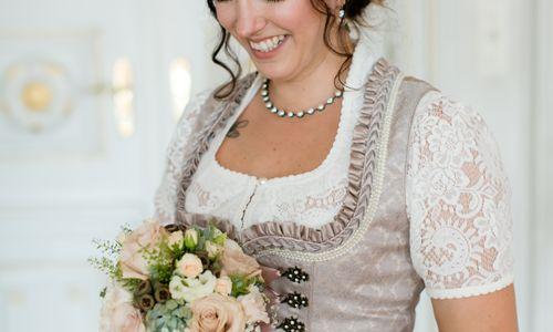 Schönheit in Perfektion - Make up & Hairstyling - Hochzeitsstyling aus Gundelfingen an der Donau