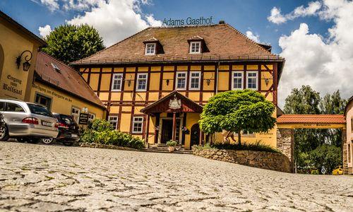 Adams Gasthof Moritzburg - Hochzeitslocation aus Moritzburg