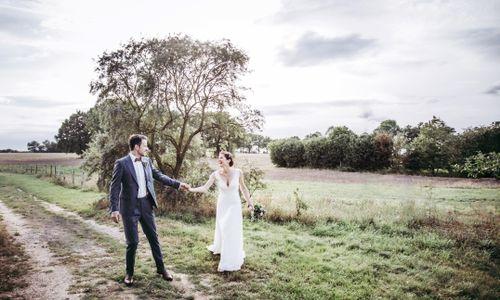 Eine Liebe Lang Hochzeitsfotografie - Hochzeitsfotograf aus Berlin