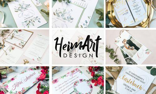 HeimArt Design - Papeterie aus Bruckmühl