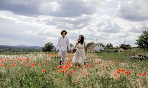 Luft und Liebe  - Hochzeitsfotograf aus Obernholz