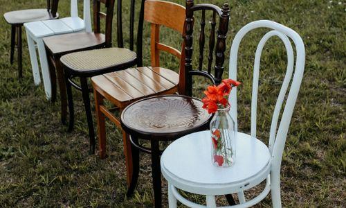Verziert Eventauststattung - Hochzeitsverleih aus Calw